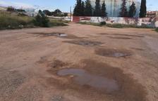 Una vorera de 182 metres facilitarà l'accés de l'escola Joan XXIII