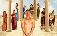 El grupo Atenea versiona la obra 'El eunuco' en el Teatre Tarragona
