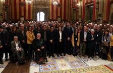 Uns 400 alcaldes demanen un judici «just i imparcial» per als líders independentistes