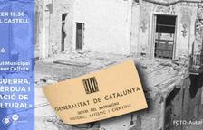 Xerrada sobre 'Guerra, pèrdua i recuperació del patrimoni cultural' a Reus