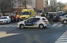 Atropellan a una niña de 11 años en Sant Pere i Sant Pau