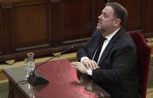 El Suprem obre la porta a preguntar al Tribunal de Justícia de la UE sobre la immunitat de Junqueras