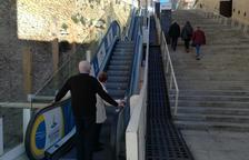 Milloraran les escales mecàniques del Palau de Congressos per reduir les avaries