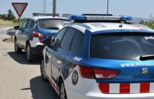 Un conductor begut i sense permís acaba detingut a Constantí després d'una persecució