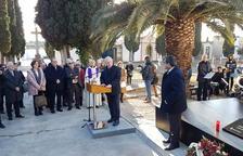 Móra d'Ebre commemora el centenari de la mort de Julio Antonio