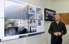 Enxampen quatre presumptes lladres amb el sistema de vídeo vigilància estrenat ahir a Calafell