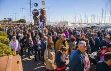 La Galerada Popular de Cambrils reparteix prop de 1.500 plats