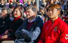 Corsini se llena de dragones y talleres de la cultura china con motivo del Año Nuevo