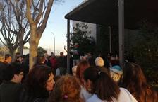 Els usuaris del CAP de Torredembarra protesten perquè millori el servei