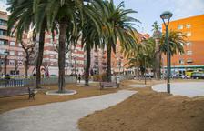 L'Ajuntament de Tarragona saneja la plaça dels Infants per evitar les plagues
