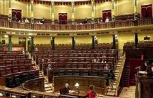 El Congrés i el Senat es constituiran el 21 de maig en plena campanya de les municipals i europees