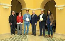 Querol rep un premi per a recuperació del Camí de les Terres del riu Gaià