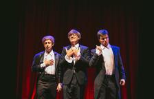 L'òpera dels 'Tenors' de la companyia Illuminati arriba al Teatre-Auditori del Morell