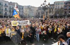 Concentración por la huelga general en Reus (II)