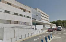 Imagen de la fachada del Hospital Verge de la Cinta de Tortosa.