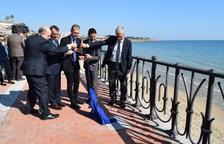 Tarragona inaugura el passeig marítim del Miracle