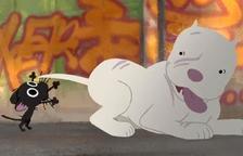 Kitbull, el curt animat de Pixar per parlar de l'abandonament d'animals amb els més petits