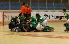 El Cerdanyola i el Gijón finalistes de la Copa de la Reina d'hoquei
