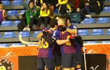 El Liceo i el Barça disputaran la final de la Copa del Rei d'hoquei