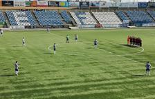 Plantada del filial del Reus a Figueres