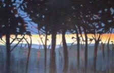 'La cal·ligrafia dels arbres', nueva exposición de aceites en la Sala Lluís d'Icart de Torredembarra