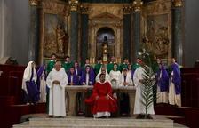 La Sagrada Familia acogerá una representación del Misteri de la Selva