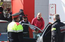 Presó eludible amb fiança per dos dels detinguts en l'operació dels Hells Angels