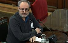 Baños i Reguant recorren al Suprem la multa per negar-se a respondre a Vox