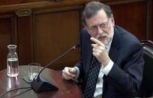Rajoy se desvincula del operativo policial del 1-O pero admite «lesiones» a ciudadanos
