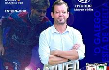 Manuel Alfredo, nou entrenador de l'Extremadura