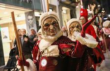 La Supèrbia, la Gola i la Luxúria prenen la ciutat de Reus per Carnaval