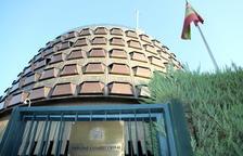 El TC suspèn una resolució sobre l'autodeterminació i avisa Torra, el Govern i la Mesa de «responsabilitats penals»