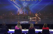 El calafellenc Miquel Mañé obtiene los cuatro «sí» del jurado de 'Got Talent'
