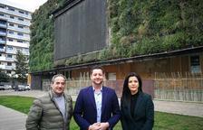 Cs critica que los 3,3 MEUR que costó el jardín vertical es «dinero tirado a la basura»