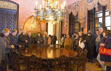 Prop de 9.000 persones visiten el Castell de Vila-seca