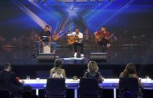 El grupo vendrellense Jindama, en 'Got Talent'