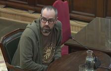Dos testimonis es contradiuen sobre si la Generalitat va contractar a través d'Òmnium impremtes per cartells de l'1-O