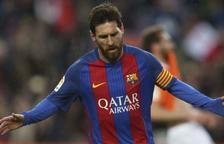 El gest que honora a Messi