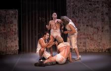 Imagen del espectáculo de circo 'Rhumans'.