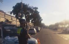 Persecución policial por la A-7 hasta detener en Cambrils a un hombre con una orden de busca y captura