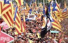 L'ANC crida els ciutadans a respondre «massivament»: «L'estat espanyol condemna el dret a l'autodeterminació»