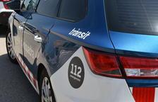 Ferit greu un conductor quan circulava per l'N-420 a Móra la Nova