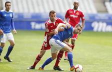 El Nàstic a Oviedo va xutar com mai i va perdre com gairebé sempre