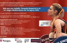 Cartel del acto de debate de las conductas sexistas en el deporte que tendrá lugar en la Cambra de Comerç de Tarragona.