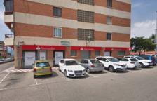 Buscan a una persona que robó dinero de una entidad bancaria en Sant Pere i Sant Pau