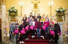 Reus recibe a los concursantes del Premio Internacional Roseta Mauri