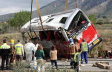 Indignación por la parálisis del caso del accidente de Freginals, pendiente de juicio cuatro años después