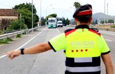 Calvet espera que se prohíba el paso de camiones por la N-240 Montblanc y Lérida