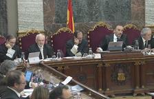 Els vídeos que el tribunal no deixa reproduir, protagonistes de les enganxades entre Marchena i els advocats