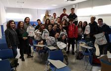 Un grup de 50 escolars faran un tram del Camí de Santiago